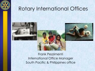 Rotary International Offices