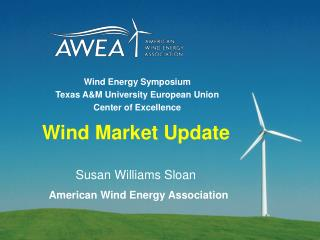 Wind Market Update