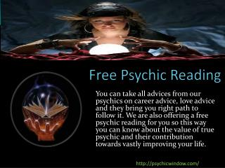 Free Psychic Question