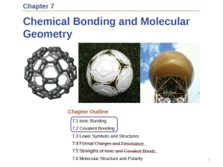 Lewis Structures  Molecular Geometry