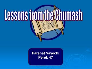 Lessons from the Chumash