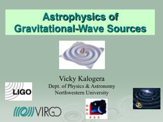 Astrophysics of  Gravitational-Wave Sources