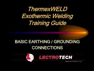 ThermexWELD Exothermic Welding Training Guide