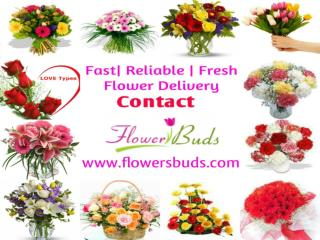 Flowersbuds Florists in Hyderabad