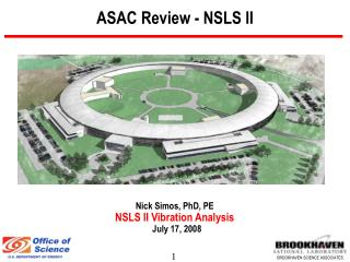 ASAC Review - NSLS II