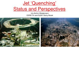 Jet 'Quenching'  Status and Perspectives
