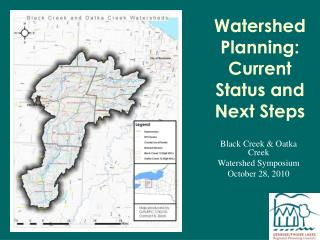 Watershed Planning: Current Status and Next Steps