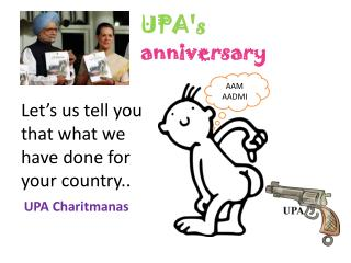 UPA Government - A Real Fact