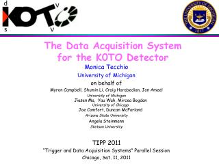 The  Data Acquisition System for the K0TO Detector