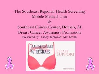 "Our Event  ""Underwires for the Wiregrass"""