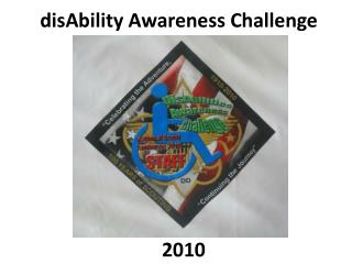 disAbility Awareness Challenge