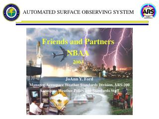 Friends and Partners NBAA 2003