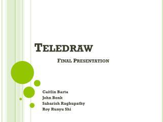Teledraw