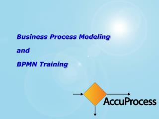 Business Process Modeling and BPMN Training