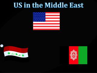 US  in the Middle East