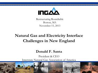 Natural Gas and Electricity Interface Challenges in New England