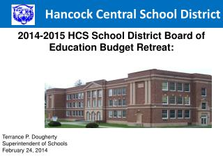 Hancock Central School District