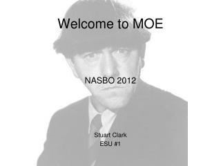 Welcome to MOE