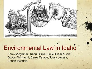 Environmental Law in Idaho