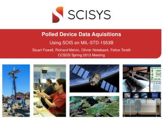 Polled Device Data  Aquisitions