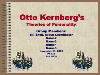 Otto Kernberg's