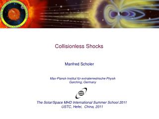 Collisionless  Shocks
