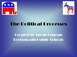 The Political Processes