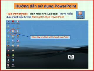 Hướng dẫn sử dụng PowerPoint