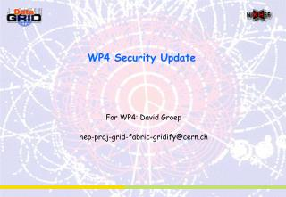 WP4 Security Update