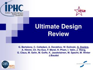 Ultimate Design Review