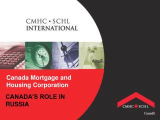Canada Mortgage and Housing Corporation