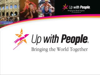 The Up with People Program