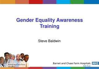 Gender Equality Awareness Training