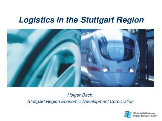 Logistics in the Stuttgart Region