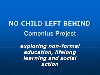 Comenius Project