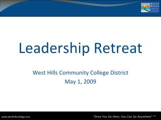 Leadership Retreat