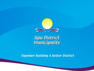 Together Building A Better District