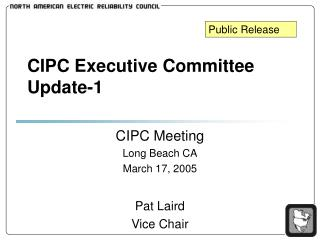 CIPC Executive Committee Update-1