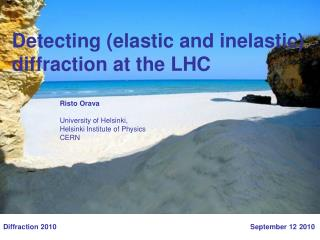 Detecting (elastic and inelastic) diffraction at the LHC
