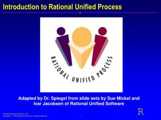 Introduction to Rational Unified Process
