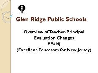 Glen Ridge Public Schools