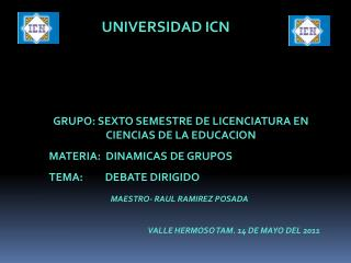 UNIVERSIDAD ICN