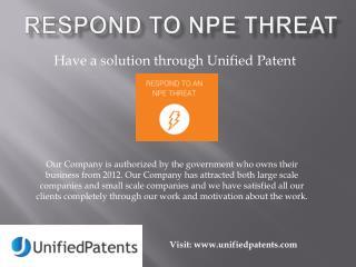 Patent NPE