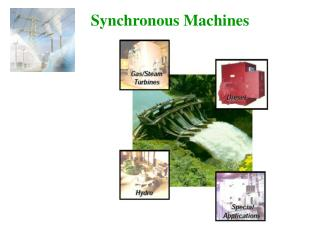 Synchronous Machines