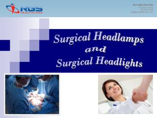 Surgical Headlamps