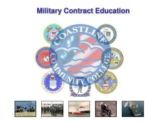 Military Contract Education