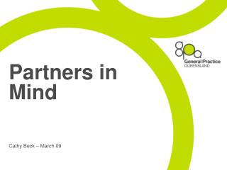 Partners in Mind