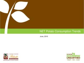 NET Potato Consumption Trends