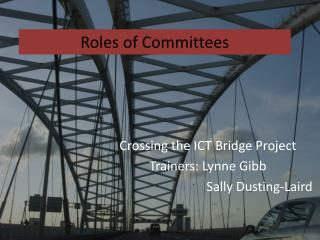 Roles of Committees
