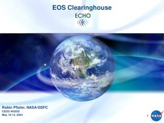 EOS Clearinghouse